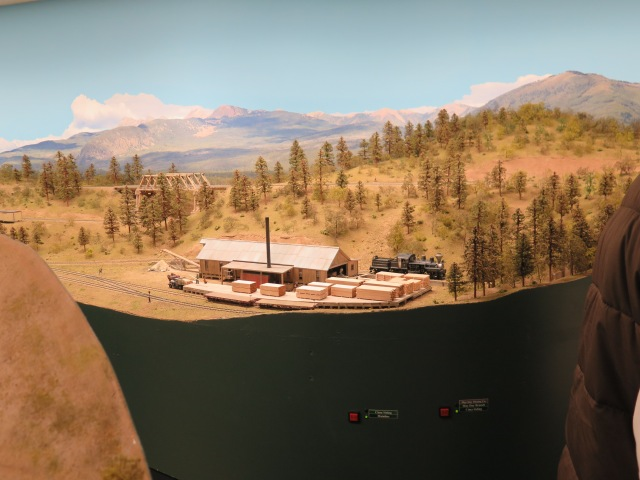 Sawmill along Dale's RGS